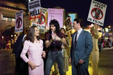 Catherine Zeta Jones, Russell Brand, and Will Forte also appear in the film.